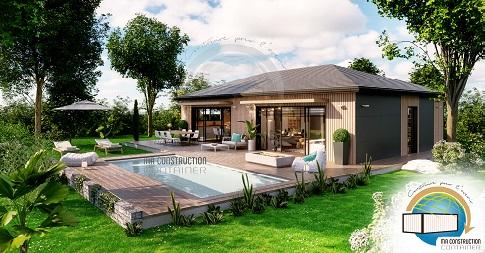 modèle maison container Opale